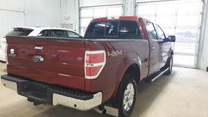 2014 Ford F-150 Lariat Pickup Truck, PST Paid, Financing Avail. Regina Regina Area image 4