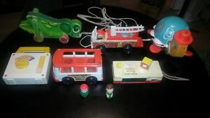 Vintage Fisher Price toys London Ontario image 1