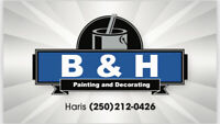 B & H Painting and Decorating