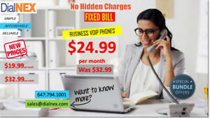 VOIP Business Phone Line  $19.99 only