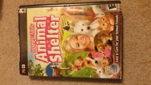 Animal shelter computer game