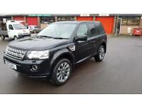 Land Rover Freelander Sd4 Hse Luxury DIESEL AUTOMATIC 2013/13