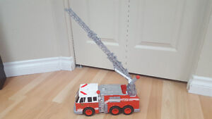 Matchbox large fire truck with sounds
