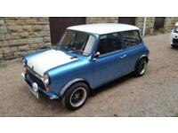Austin Mini 1275 MAYFAIR 3 DOOR - 1987 D-REG - 9 MONTHS MOT
