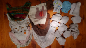 baby 0-3 months clothes lot