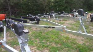 Boat Trailers ,Galvanized and Aluminum