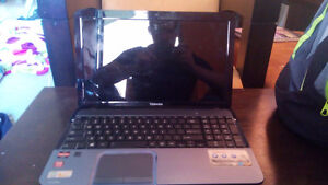 Toshiba A10 Quad Core 2.3ghz 8gbram 500hdd Dvdrw Webcam HDMI 7