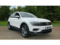 2017 Volkswagen Tiguan 2.0 TDi 150 SEL Auto Parking Automatic Diesel Estate