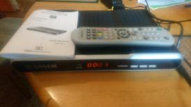 Sagem Digi Box Recorder Dtr 6400t/ 6700
