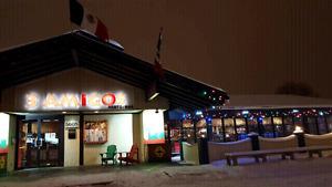 Emploi serveur(se) / bar service  3 Amigos brossard