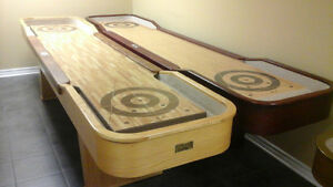 SHUFFLEBOARDS    3 GAMES ALL IN  1