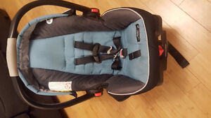 Graco click connect 35 car seat and base
