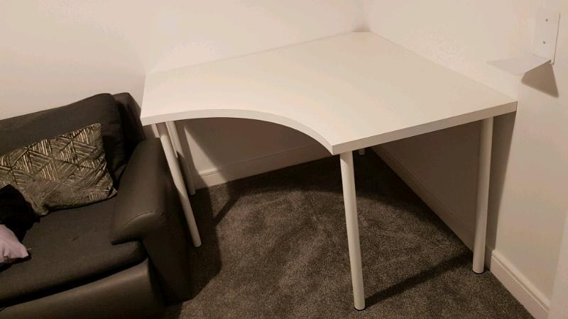 Prime Ikea Home Office Corner Desk Table In Cambridge Cambridgeshire Gumtree Home Interior And Landscaping Ologienasavecom