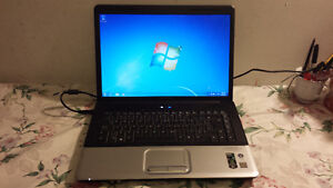 Used Compaq CQ50 Dual Core Laptop with DVD and Wireless