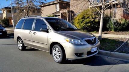 2006 Mazda MPV Wagon 7 seater URGENT Franklin Gungahlin Area Preview