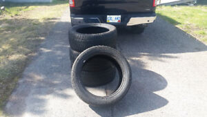 Cooper Discover H/T Plus tires, size 275/45r20