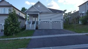 Peterborough-Upper Level Raised Bungalow w/Garage