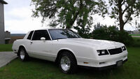 "HISTORIC ""30 YEARS OLD"" 1985 Monte Carlo SS"