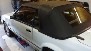 1984 Ford Mustang GLX Autre