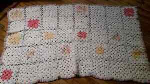 Beatiful blanket Homaid so soft