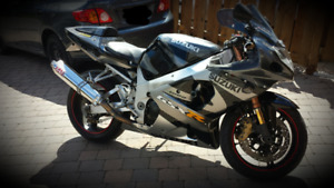 2001 Suzuki GSX-R 1000 For Sale