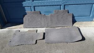 New car mats