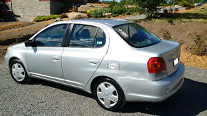 2005 Toyota Echo Sedan