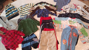 Lot of Boys 12-18 Month Clothes