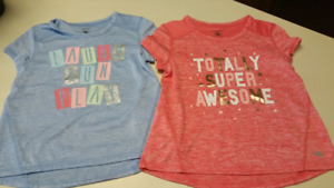 3T...Girls..light summer tops...BRAND NEW WITH TAGS