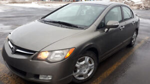 2006 Acura CSX. Only 129000km. Leather. Sunroof