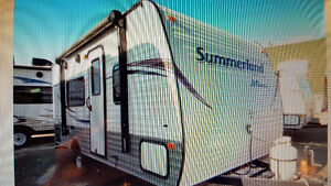 Travel Trailer 2015 Springdale-1700FQ
