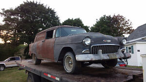 WANTED PARTS FOR 1955 CHEV