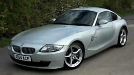 image for BEAUTIFUL EXAMPLE 2008 BMW Z4 3.0 Si M-SPORT COUPE AUTO / PX