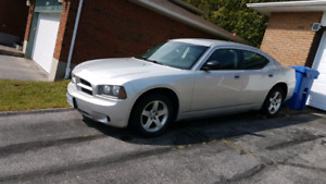 2008 silver Dodge Charger with 128 516kms as is for $5500.00