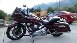 2008 harley davidson roadglide custom bagger North Shore Greater Vancouver Area image 1