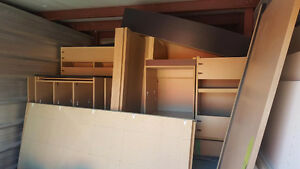Commercial mill work available