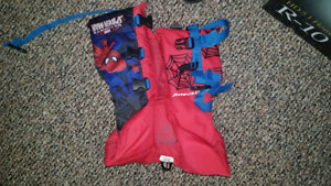 Water vest spider man child 14-27 kg