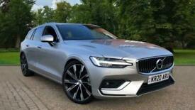 image for Volvo V60 D4 Inscription Plus Auto  Wint Estate Diesel Automatic
