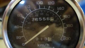2002 Honda Shadow Spirit 1100
