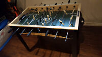 soccer sur table,  babyfoot