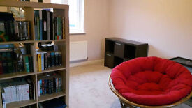 Bright double room near MetOffice and hospitals