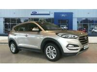 2017 Hyundai Tucson 1.7 CRDi Blue Drive SE 5dr 2WD Diesel Estate Estate Diesel M