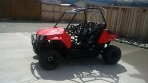 2009 RZR 170 Youth Side By Side