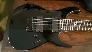 DEAN - Rusty Cooley 8-String RCX8 - CHEAP!!! w/hardshell case!