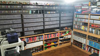 Want to BUY ALL old video games! Collector!