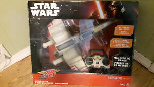 Star Wars X-Wing Air Hogs RC