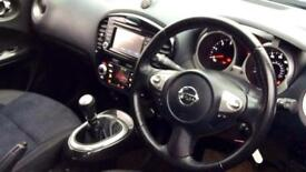 2014 Nissan Juke 1.5 dCi N-Tec (Start Stop) Manual Diesel Hatchback