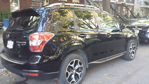 2014 Subaru Forester touring xt 2.0 turbo