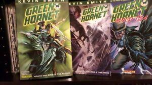 Green Hornet -- Avenders Invaders -- TPB Graphic Novels Comics