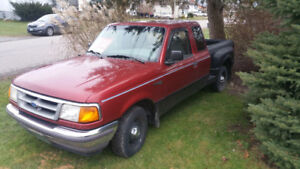 '97 FORD RANGER $2400 AS IS